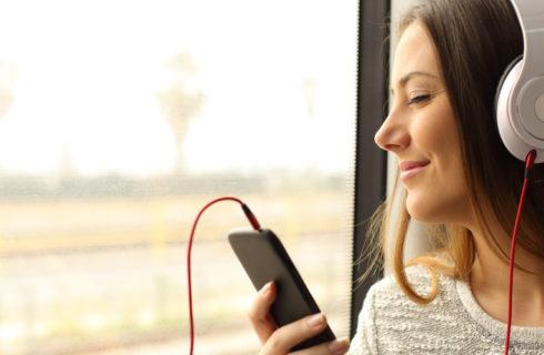 Hoe je een lange treinreis verandert in een ontspannen selfcare moment