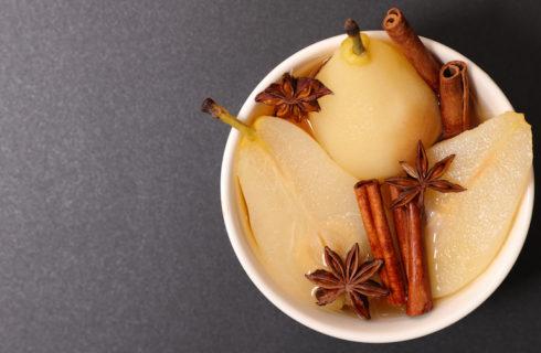 Recept: rijstpudding met stoofperen voor bij het kerstdiner