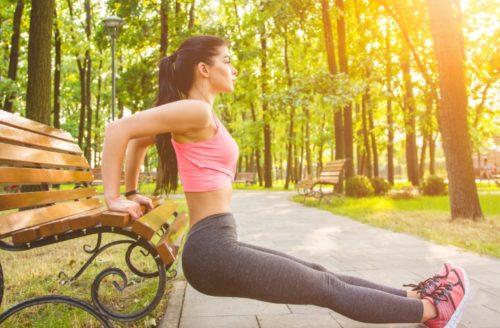 5x simpele oefeningen voor het trainen van je triceps