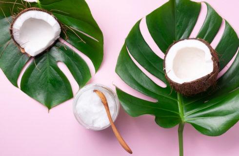 Natuurlijk beauty ingrediënt: kokosolie