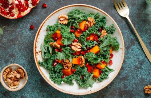 Recept: detox salade met boerenkool om te meal preppen