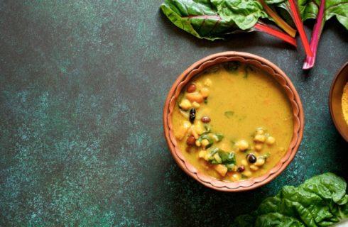 Recept: heerlijke vegetarische curry met gember