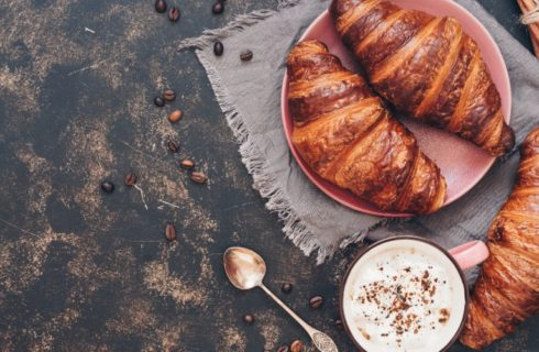 Recept: lekker ontbijten met deze vegan croissants