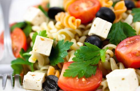 Recept: gezonde pastasalade geitenkaas