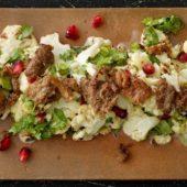 Recept: aardappel en paddenstoelen au gratin