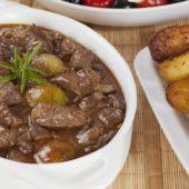 Recept: Plantaardige wellington met Portobello