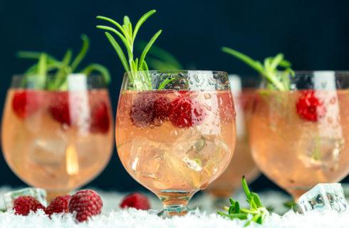 Recept: lekkere kerstcocktail met cranberry en gin