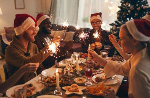 Niet aankomen tijdens de feestdagen: hoe doe je dat?