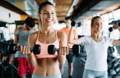 Afvallen bij je armen: de beste oefeningen