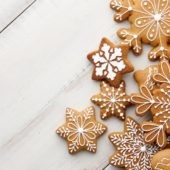 Kersttoetje: heerlijk romig toetje met kiwi en kokos