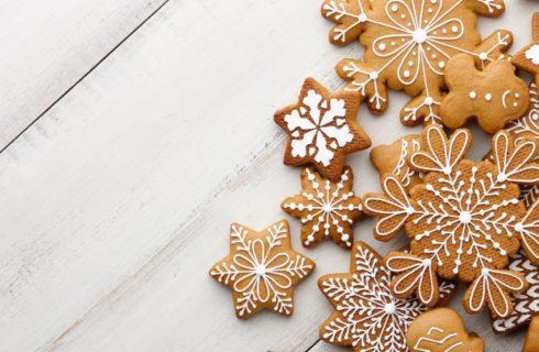 Recept: gezonde kerstkoekjes voor tijdens de feestdagen!