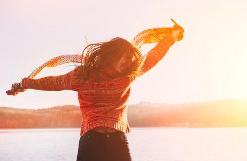 Voel je vrij in je eigen lichaam met yoga