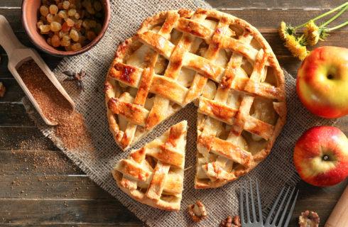 Heerlijk kerstdessert: appeltaart met Licor 43