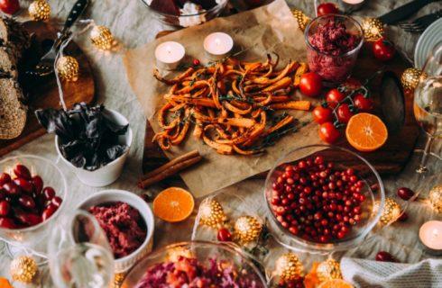 Met deze tips organiseer jij een perfect vegan kerstdiner