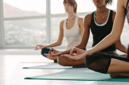 Dit zijn de 5 beste yoga studio's van Groningen