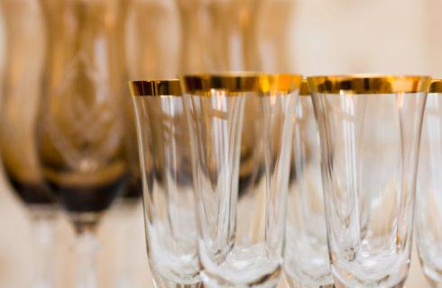 Met deze mooie glazen drink je je drankje in stijl