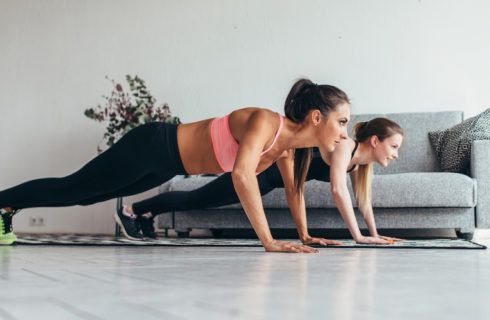 Start je dag goed met deze korte, effectieve 15 minuten workout