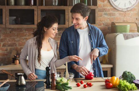 5 vegetarische recepten die jij en je partner allebei lekker vinden