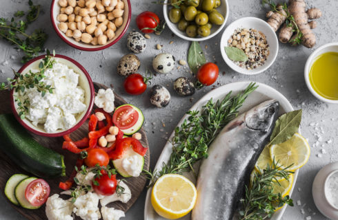 Dit eetpatroon is verkozen tot het gezondste dieet van 2020
