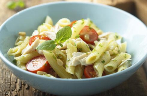 Recept: heerlijke winterse pasta pesto met kip