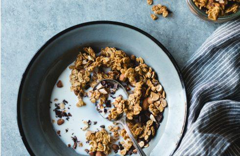 Maak nu je eigen suiker- en glutenvrije granola (vegan)