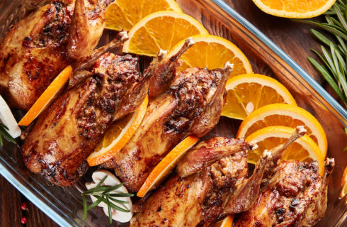 Recept: kip met sinaasappel en honing