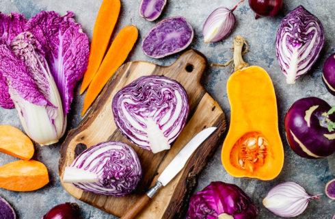 Dit zijn de lekkerste fruit en groenten volgens het seizoen