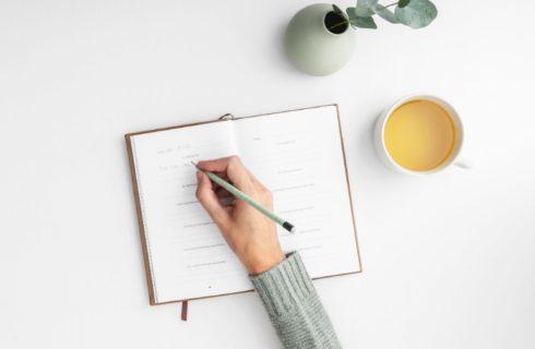 Dit zijn de voordelen van het bijhouden van een dagboek