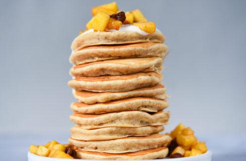 Recept voor de Pasen: overheerlijke bananenpannenkoekjes