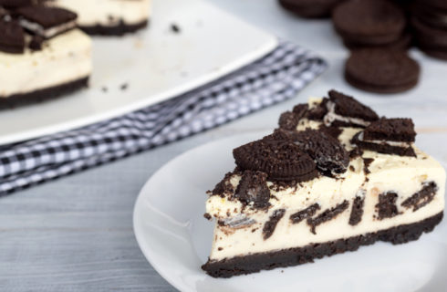 Recept: hemelse no-bake vegan Oreo taart