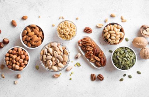 12 gezonde snacks met minder dan 80 calorieën!