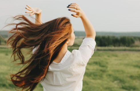 Tips voor gezond en prachtig glanzend haar!