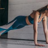 Met deze 2 seconde oefening train je je hele lichaam