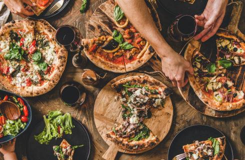 Deze gezonde en vegetarische pizza is precies wat je nodig hebt