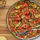 Recept: tomaten tarte tatin