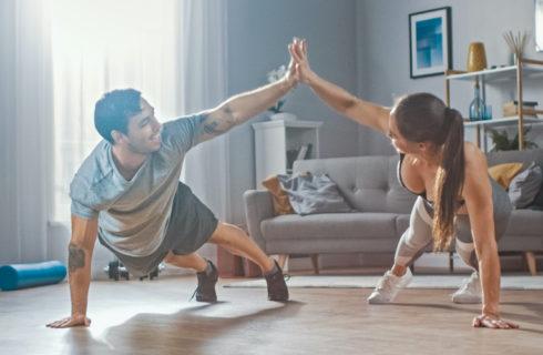 Samen sporten is goed voor je relatie