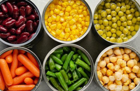 Voor eens en voor altijd: hoe vers zijn diepvriesgroenten en groenten uit blik?
