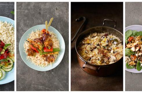 Pure Basmati rijst van de Himalaya vind je gewoon in Nederland