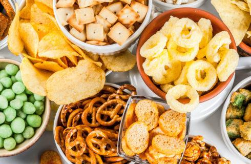 Avond snacks: de beste snacks voor 's avonds laat