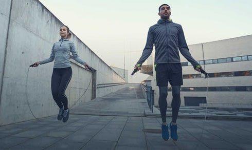 Touwtje springen: 6 redenen waarom dit de ideale workout is