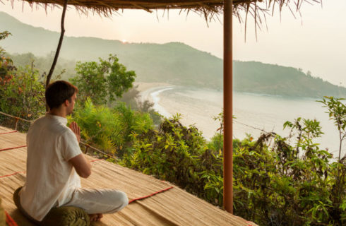 De 4 mooiste yogaretreats van India