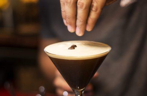 Recept: Espresso martini