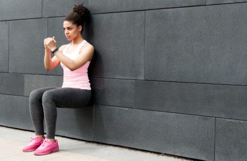 De 4 beste oefeningen voor sterke benen