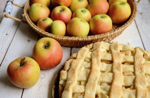 Recept: heerlijke vegan appeltaart met kokosslagroom