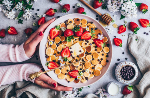 Recept: pancake cereal (bekend van TikTok)