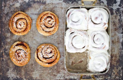 Recept: de lekkerste vegan cinnamon rolls (kaneelbroodjes)