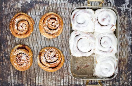 Recept: de lekkerse vegan cinnamon rolls (kaneelbroodjes)