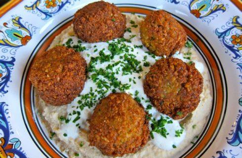 Recept: super lekkere zelfgemaakte falafel (traditioneel)