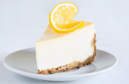 Recept: no bake vegan lemon cheesecake