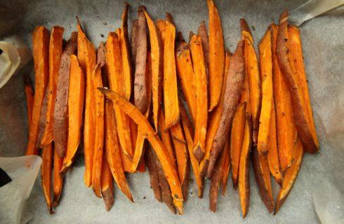 5 originele vegetarische recepten met zoete aardappel